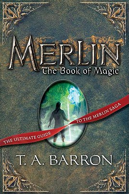 Merlin: The Book of Magic By Barron, T. A./ Hall, August (ILT)